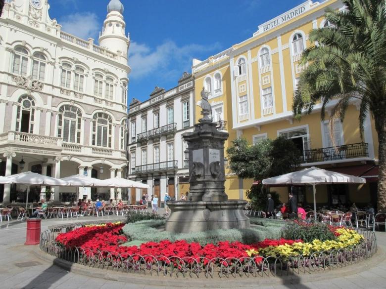 Tour Durch Las Palmas De Gran Canaria Gran Canaria
